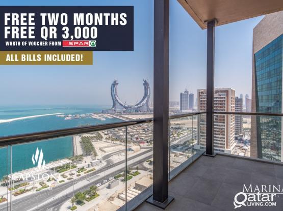 ✅ FREE 2 MONTHS  '✅ FREE QR3000 WORTH OF VOUCHER