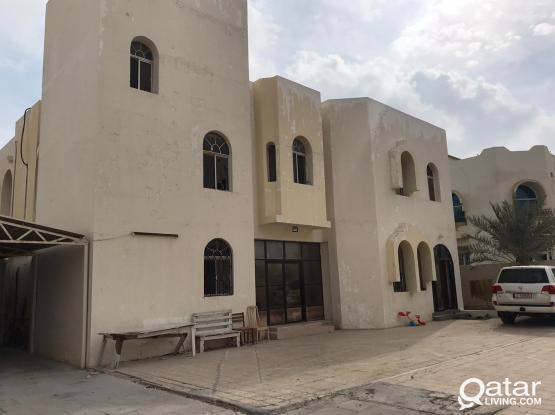 Standalone partition running   villa  for family at onaiza