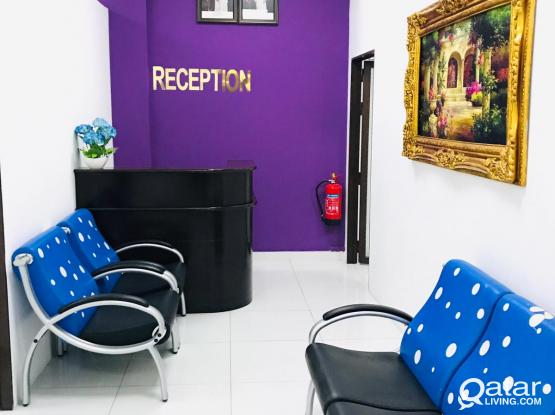 prime location 3 rooms  office at old airport