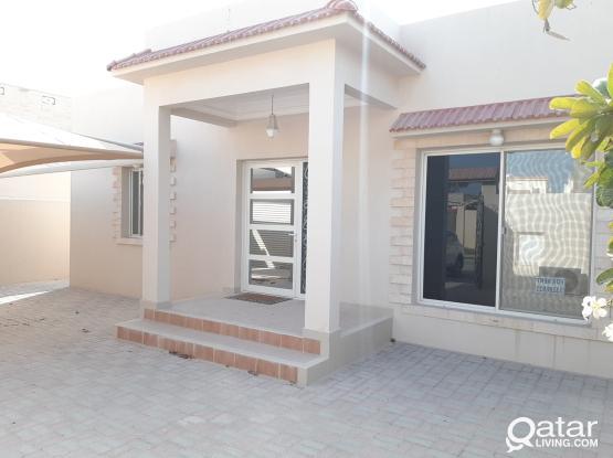3 +1 Maid Room Single Story Villa in Waab