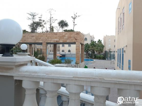 Spacious 3 Bedroom+ Maid Room Apartment for rent at Duhail