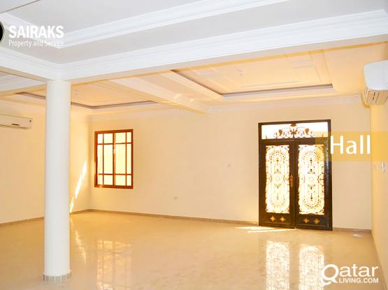 No Commission! Spacious 6-Bedroom Villa available for rent in Al Thumama