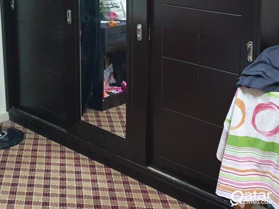 3 door cupboard for sale.....