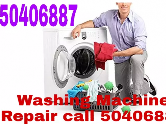 """50406887 Washing machine fridge repair"