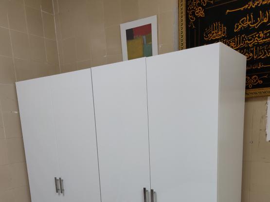 For ikea used 4 door wardrobe.