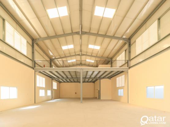 Brand New Warehouse with Offices & Showroom