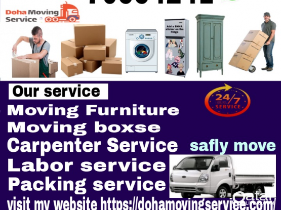 Doha movers & packers