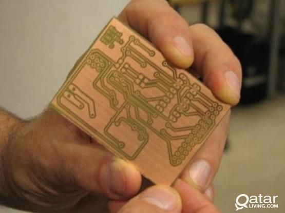 Printed Circuit Board Design and Fabrication