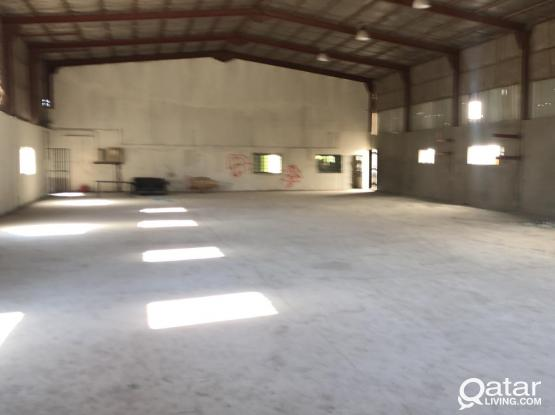 1000 m2  Warehouse  available for rent in Old in Industrial Area