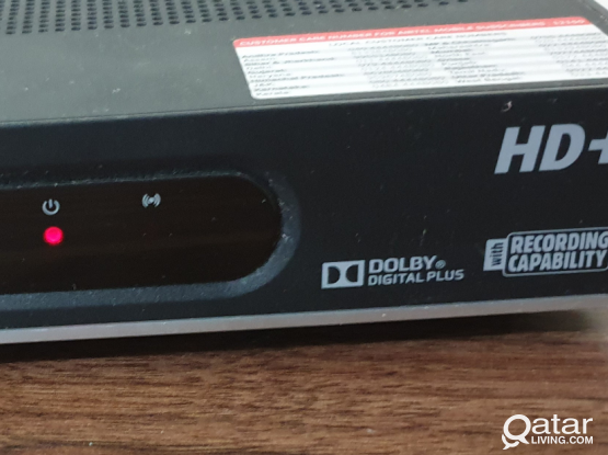 Airtel Set top box HD+