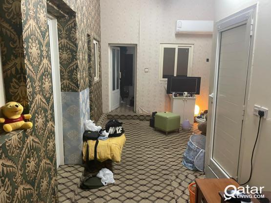 Fully furnished 2room out side villa west Bay