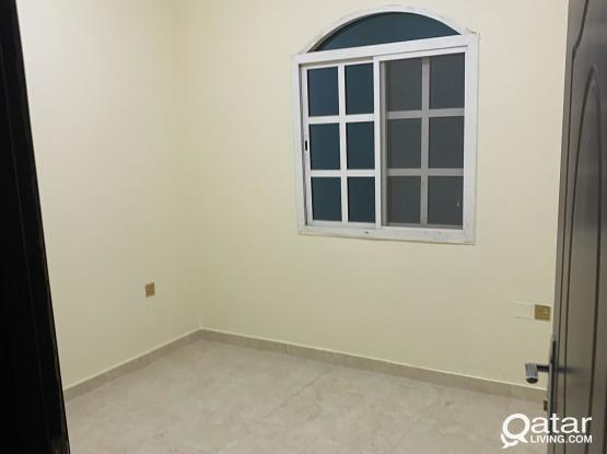 For bachelor 3bedroom flat in al sadd