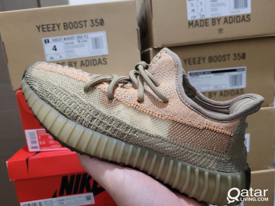 Yeezy boost 350 v2 Sand taupe US 4 (36)