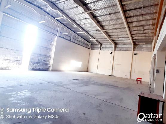 220 SQM STORE SPACE FOR RENT IN NEW INDUSTRIAL AREA