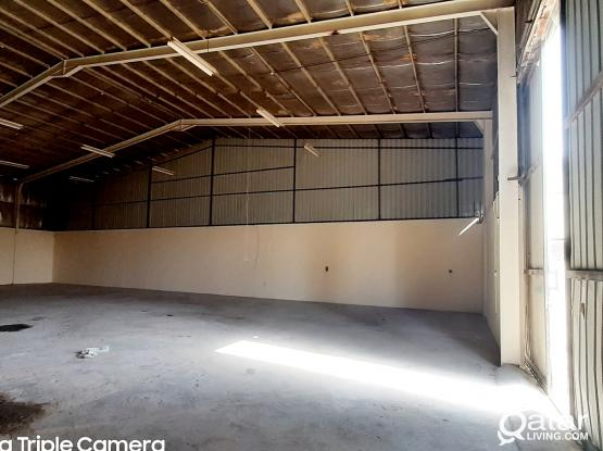 300 SQM STORE SPACE FOR RENT IN NEW INDUSTRIAL AREA