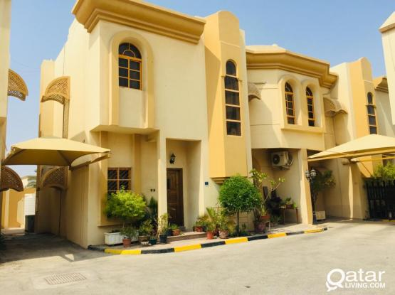 No Commission Semi Furnished 4 Bedrooms Compound Villa at Old Airport