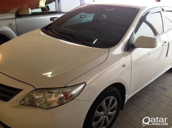 Toyota Corolla 2012 Low Mileage