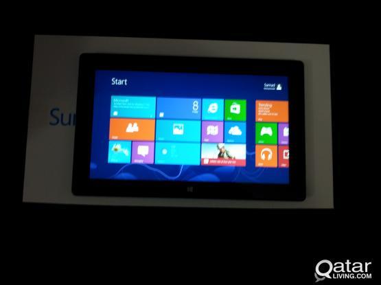 Microsoft Surface Pro 128GB + Keyboard+Case