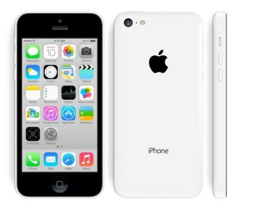 Apple I phone 5 c, IPod shuffle 2 GB and Dell Inspiron