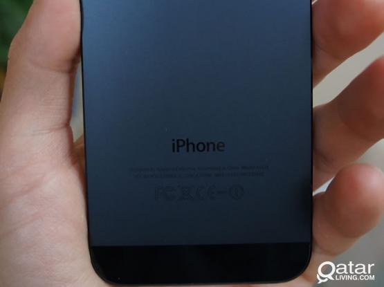 *Apple i phone 5 for sale (same new)*