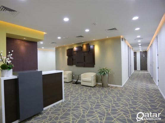 Excellent Office in a Business Center wth 1 Month FREE