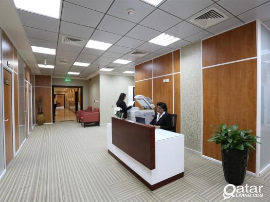 Excellent Office in a Business Center Special Offer Price!!