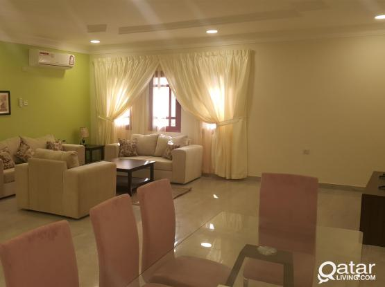 Brand new 2-BHK FF in Al Thumama