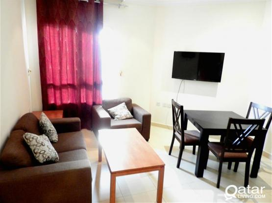 Spacious Fully Furnished 1 BHK Available in Umm Ghuwailina