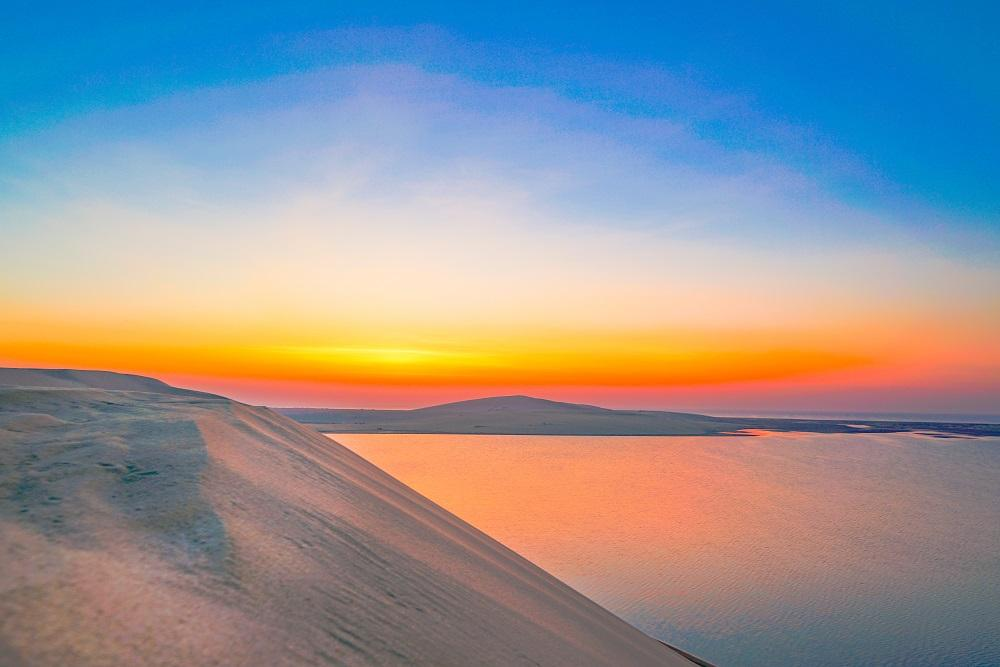 Five places to watch the sunset in Qatar   Qatar Living