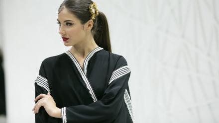 WATCH:17th edition: Heya Arabian Fashion Exhibition