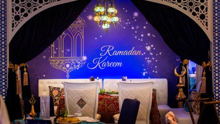 Go on a culinary journey this Ramadan at the Sultan's Tent