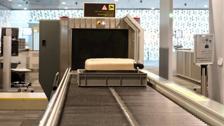 HIA to install advanced passenger screening checkpoint technology