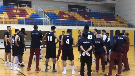 Qatar to begin quests for FIBA Asia Cup 2021 ticket on Saturday as Doha hosts regional qualifier