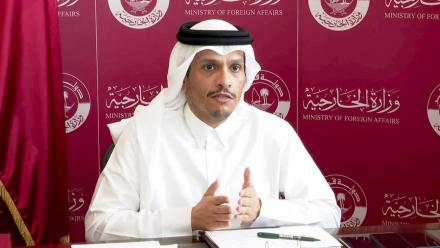 There has been movement on resolving Gulf crisis, Qatar's FM confirms