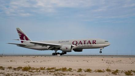 Qatar Airways Cargo takes delivery of three new Boeing 777 freighters