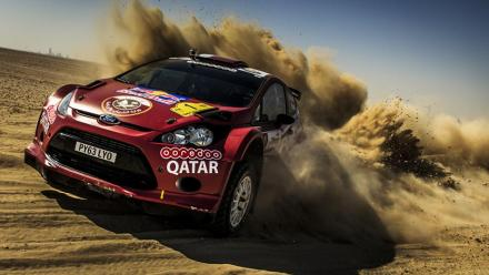 Al-Attiyah and Meeke to be featured among 18 car entries for Qatar International Rally