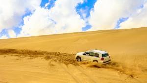 WATCH: Why is Toyota Land Cruiser so popular in Qatar?