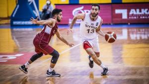 Qatar claims first victory at FIBA Asia Cup 2021 Qualifiers with sensational win over Syria