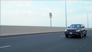 Geely Auto Qatar launches the all-new luxurious Azkarra in Qatar