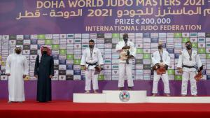 French team claim three gold on last day as IJF Doha Masters 2021 successfully concludes