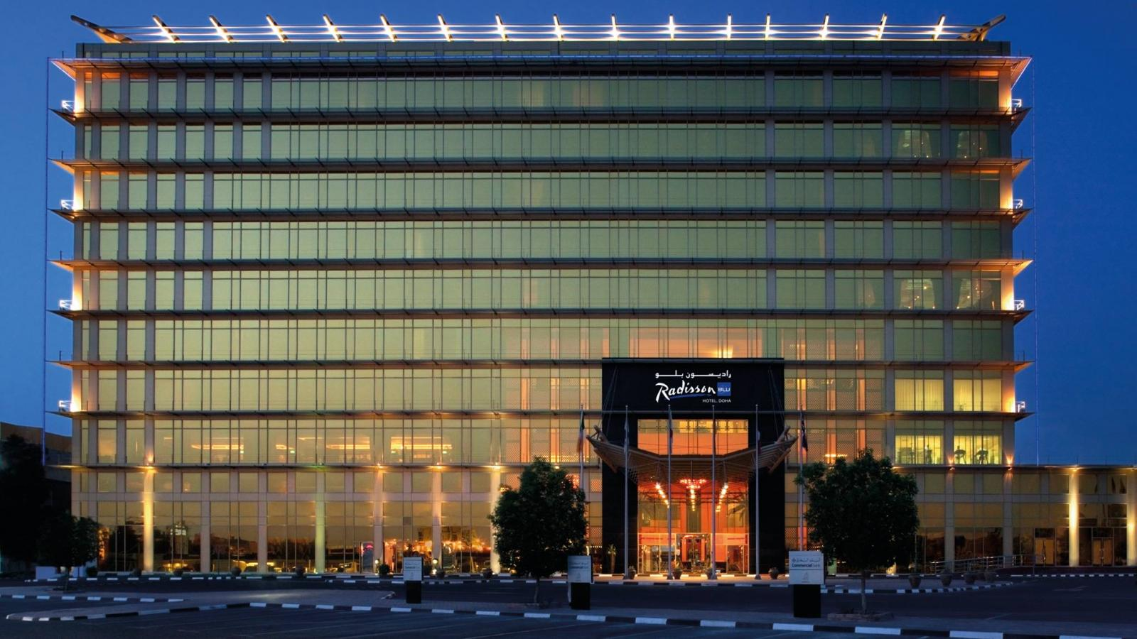 Enjoy a staycation with the family at Radisson Blu Hotel, Doha