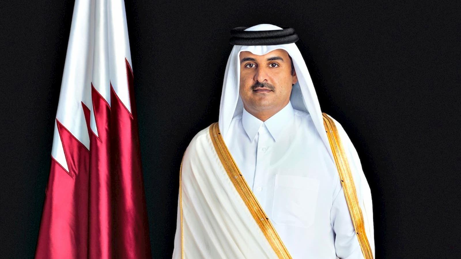 HH the Amir affirms Qatar's firm support to Palestine