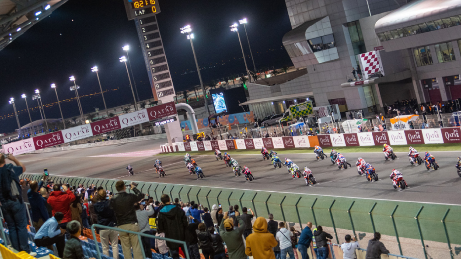 2020 Grand Prix is set to take place from March 6 to 8
