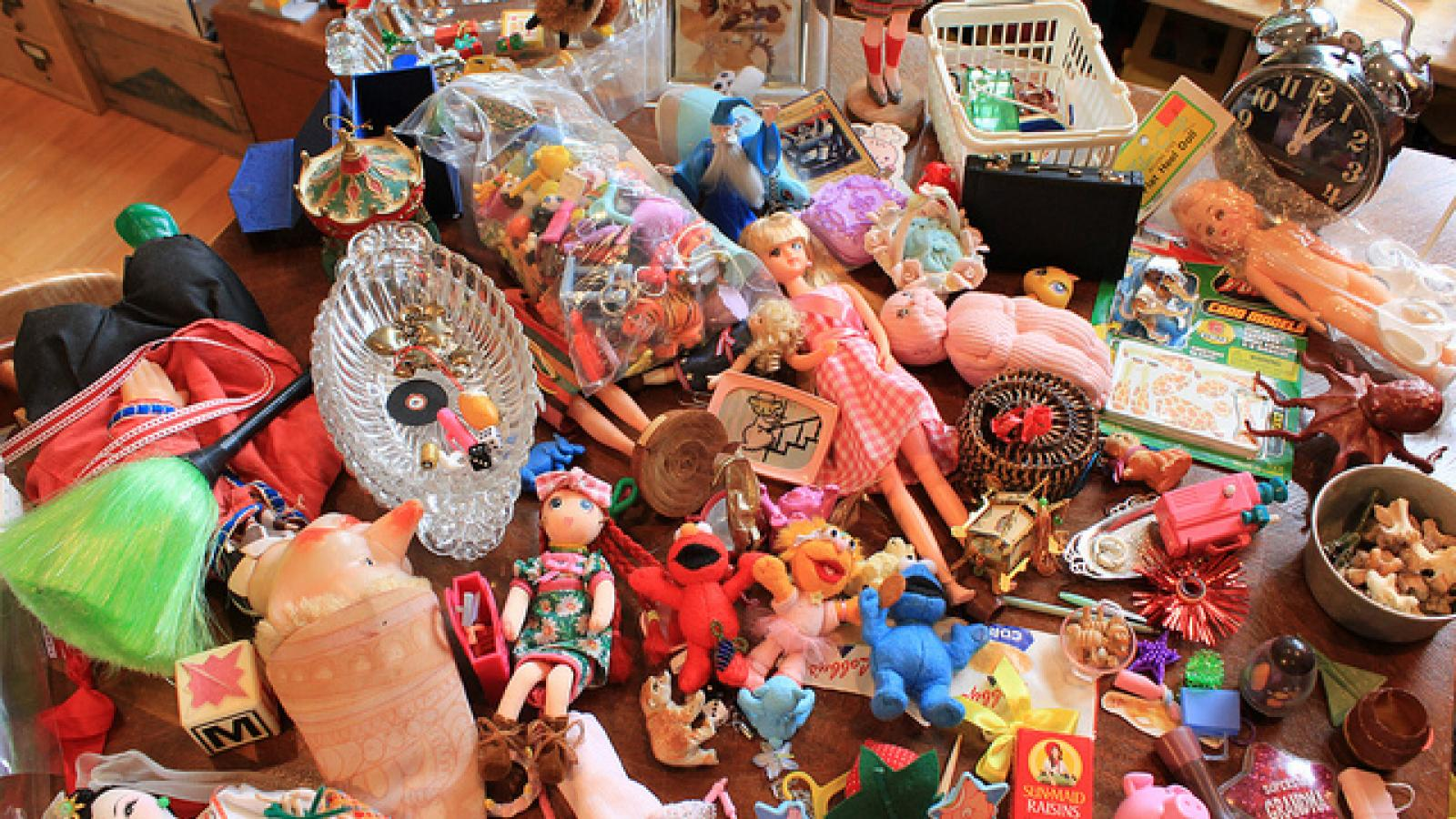 Where can I donate used/old toys in Qatar?
