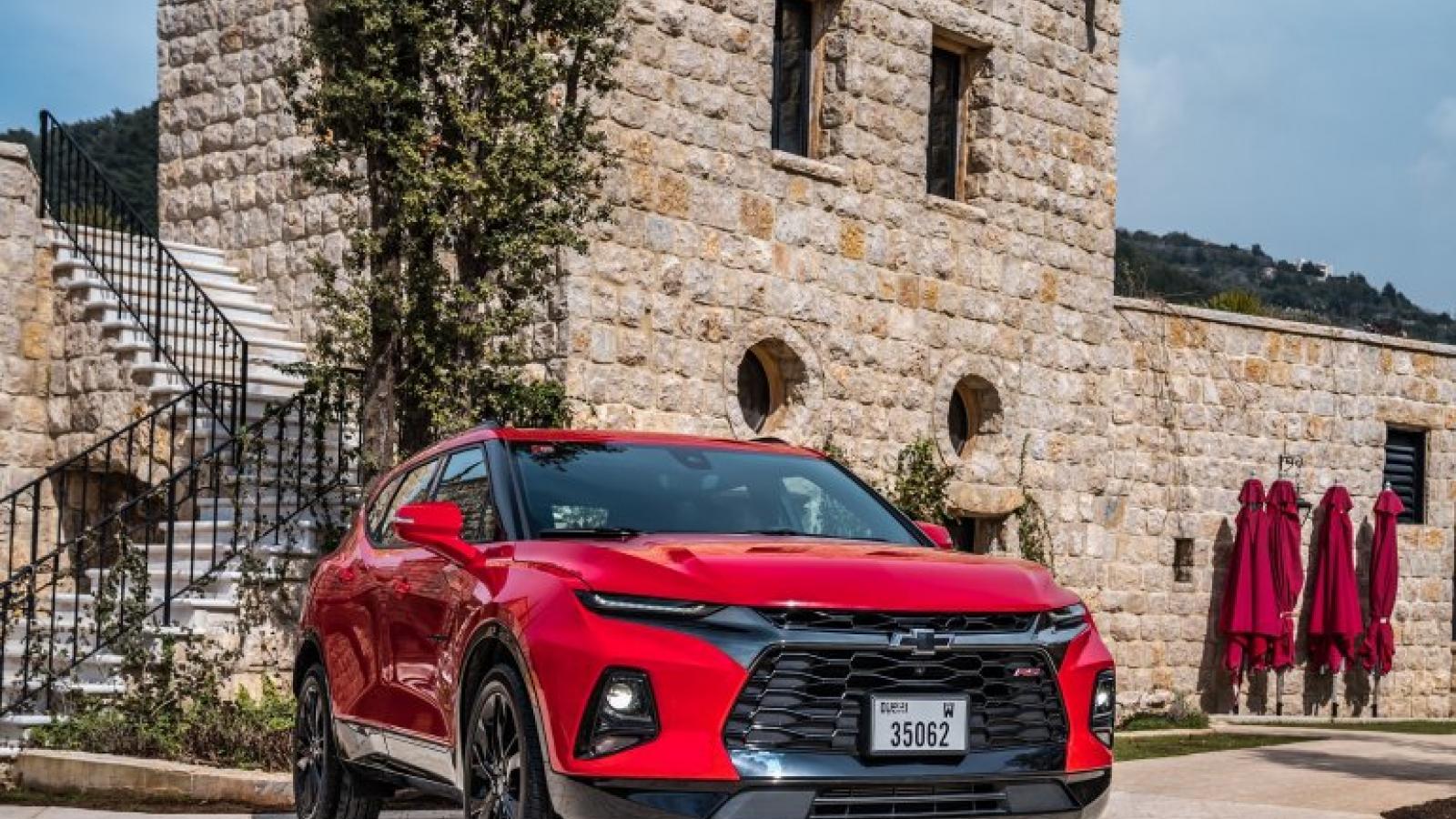 Meet The Chevrolet 2020 Suv Line Up In Qatar Qatar Living