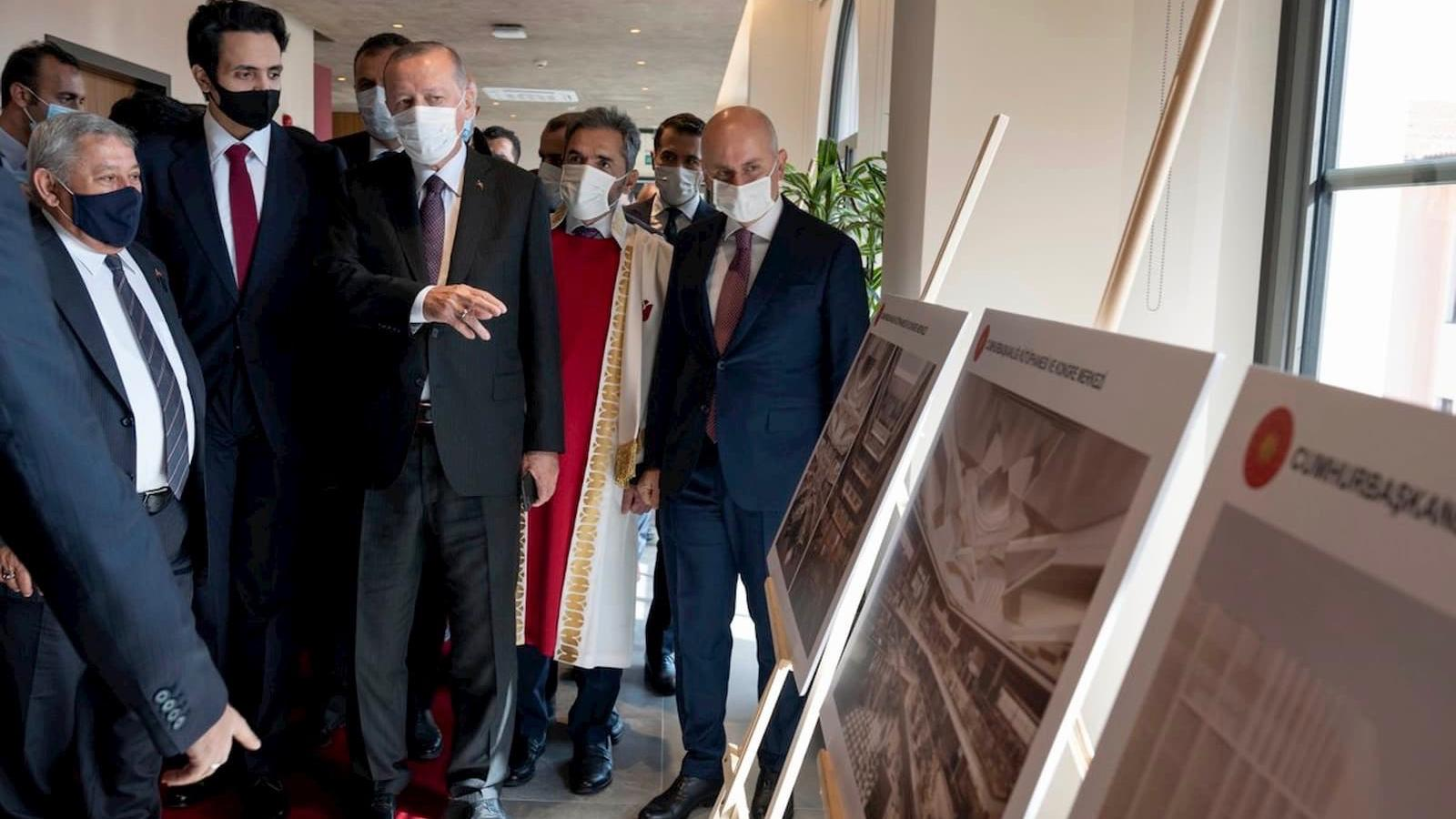 Sheikh Thani bin Hamad joins opening ceremony of Ibn Haldun University in Istanbul