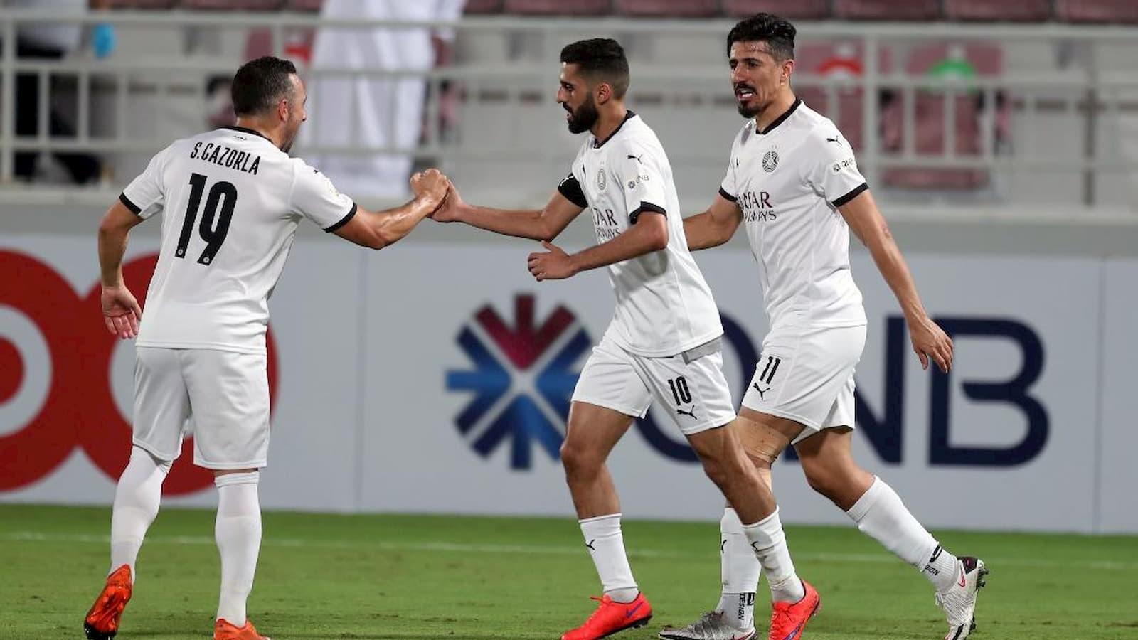 WATCH: Fans chant 'Tala Al Badru Alayna' at Amir Cup semifinal