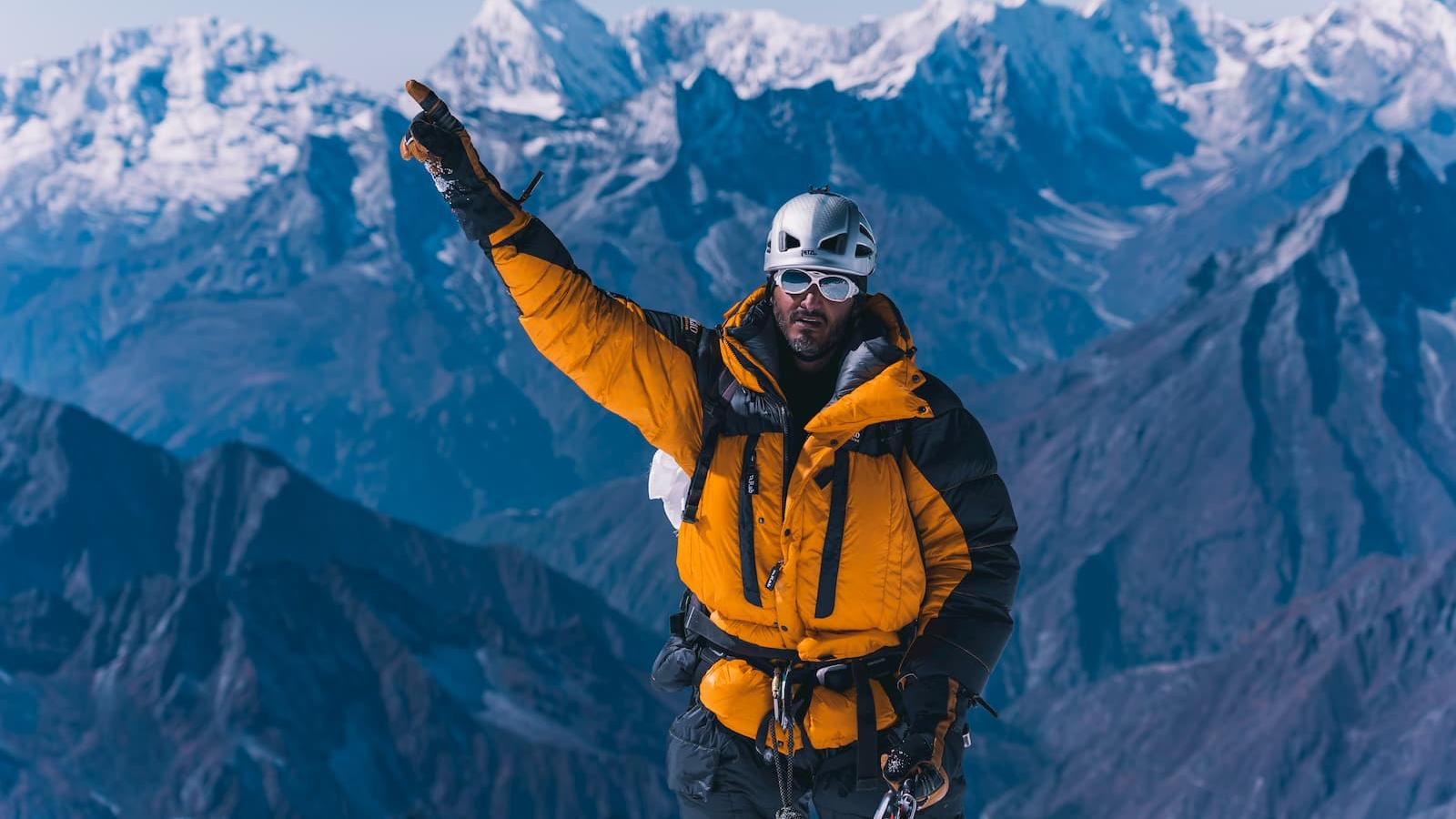 Mountaineer and philanthropist Moe Al Thani becomes first Qatari to summit Ama Dablam mountain