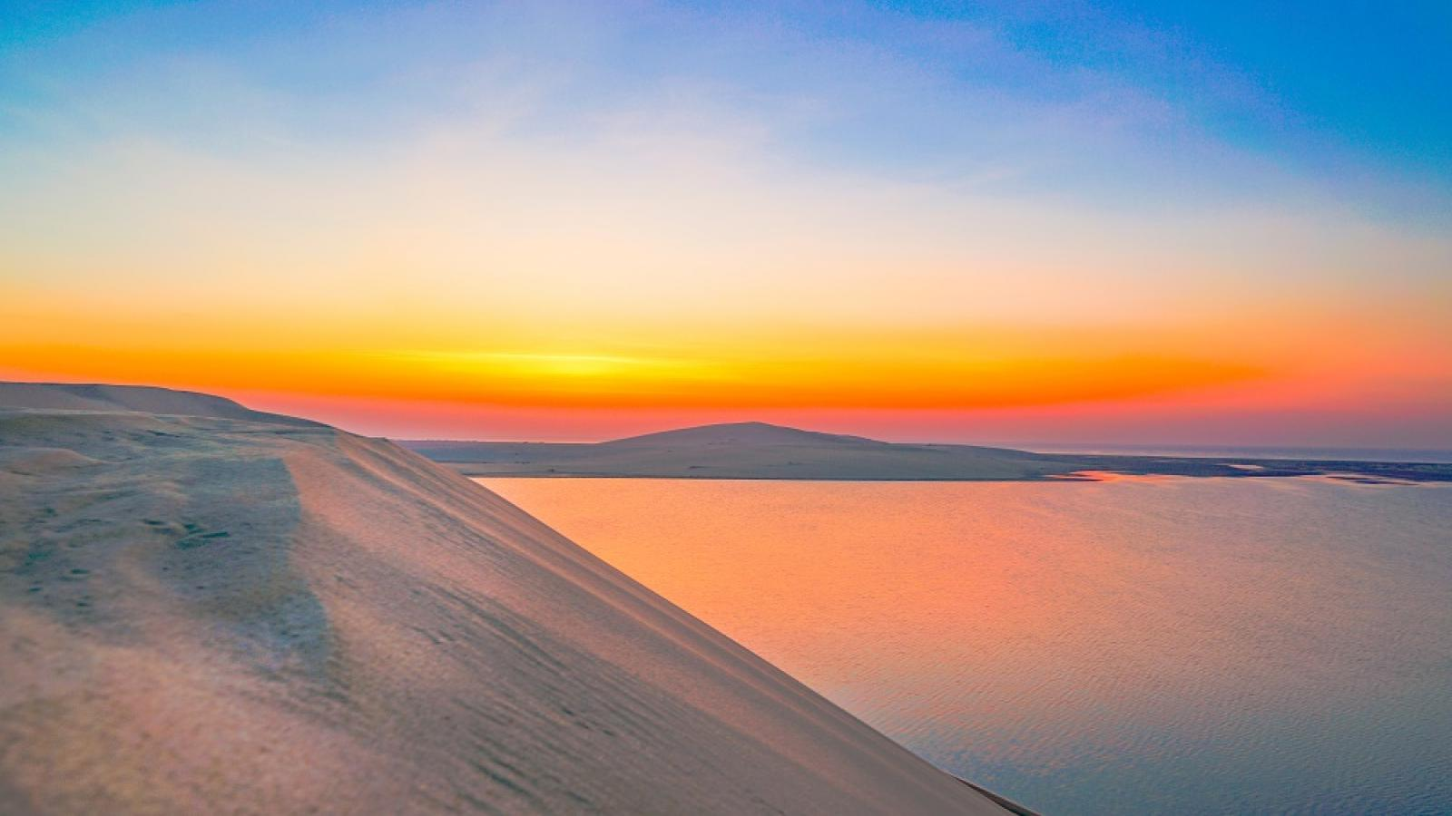 Five places to watch the sunset in Qatar