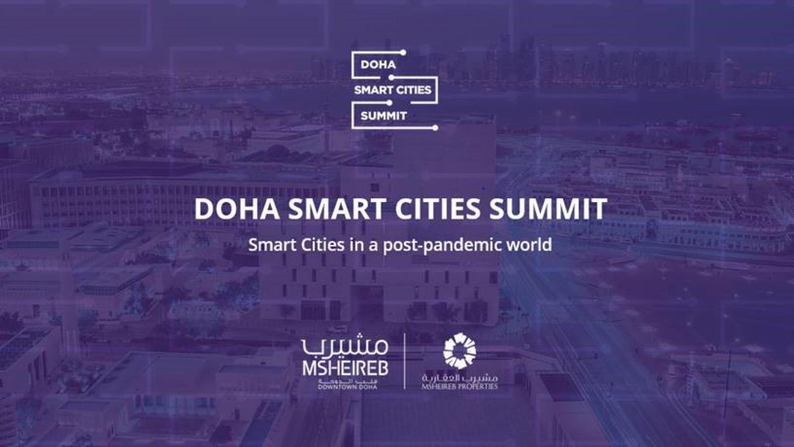 Msheireb Properties to host Doha Smart Cities Summit on November 24